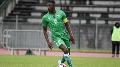 Victor Wanyama of Harambee Stars.