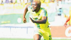 Yanga SC striker David Molinga will be a big hit - Lunyamila