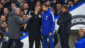Jose Mourinho Manchester United Chelsea Antonio Conte