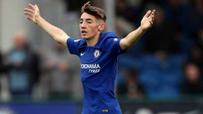 ONLY GERMANY Billy Gilmour Chelsea 18102017