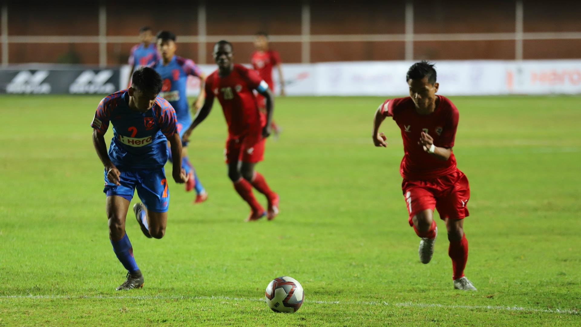 Indian Arrows Aizawl FC I-League 2019-20