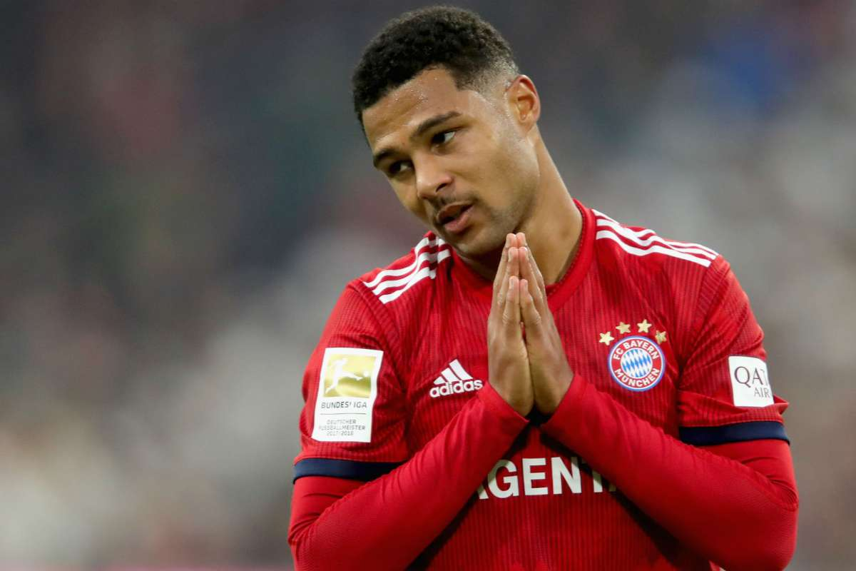 Bayern Munich News Serge Gnabry Admits Season Will Only Be A Success If Seventh Consecutive Bundesliga Title Is Secured Goal Com