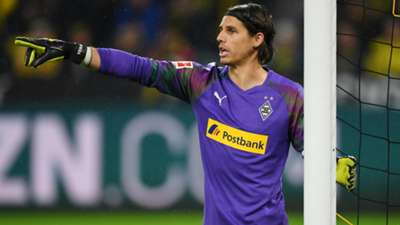 Yann Sommer Borussia Monchengladbach 2019