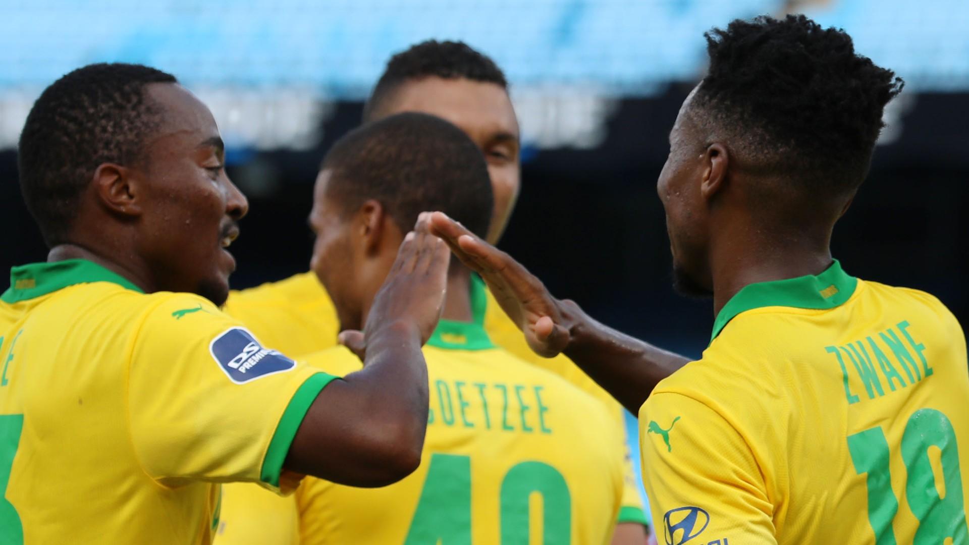 Mamelodi Sundowns player ratings as Tshwane giants brush aside Chippa United