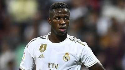 Vinicius Junior Real Madrid 2019-20
