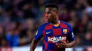 Setien aiming to exploit Fati's 'great potential' at Barcelona