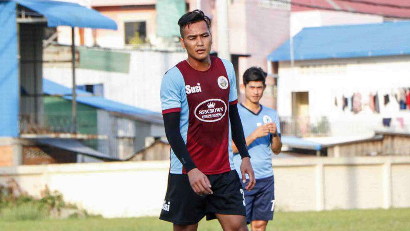 Diệp Hoài Xuân - Kirivong Sok Sen Chey FC