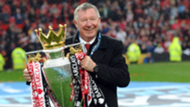 Sir Alex Ferguson Premier League Manchester United 2012-13