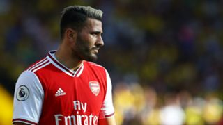 Sead Kolasinac Arsenal 2019-20