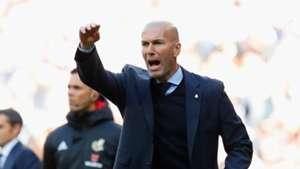 Zinedine Zidane, Real Madrid vs Barcelona, 17/18