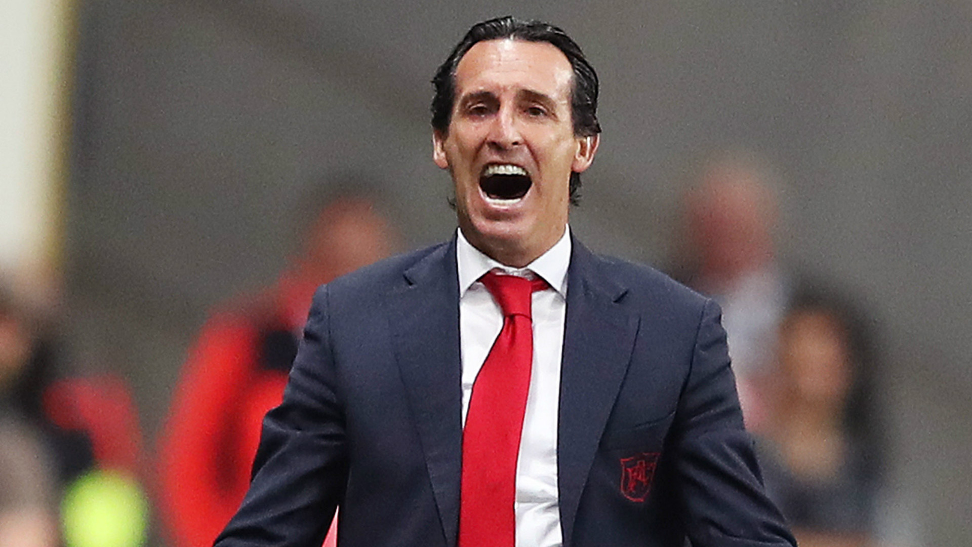 Unai Emery responds to claims that Arsenal players can't understand his English