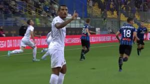 Dalbert Atalanta Fiorentina Serie A racism reaction