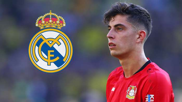 Kai Havertz Real Madrid