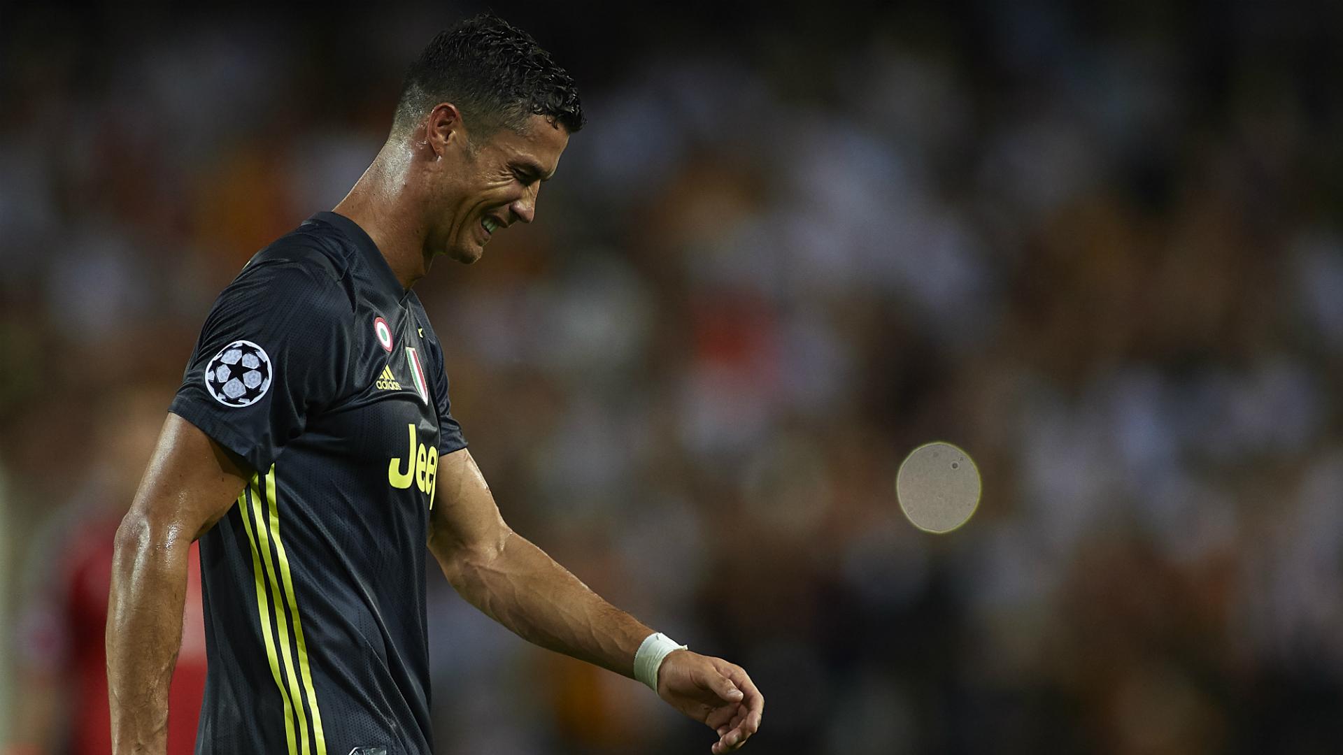 Cristiano Ronaldo Juventus 09192018