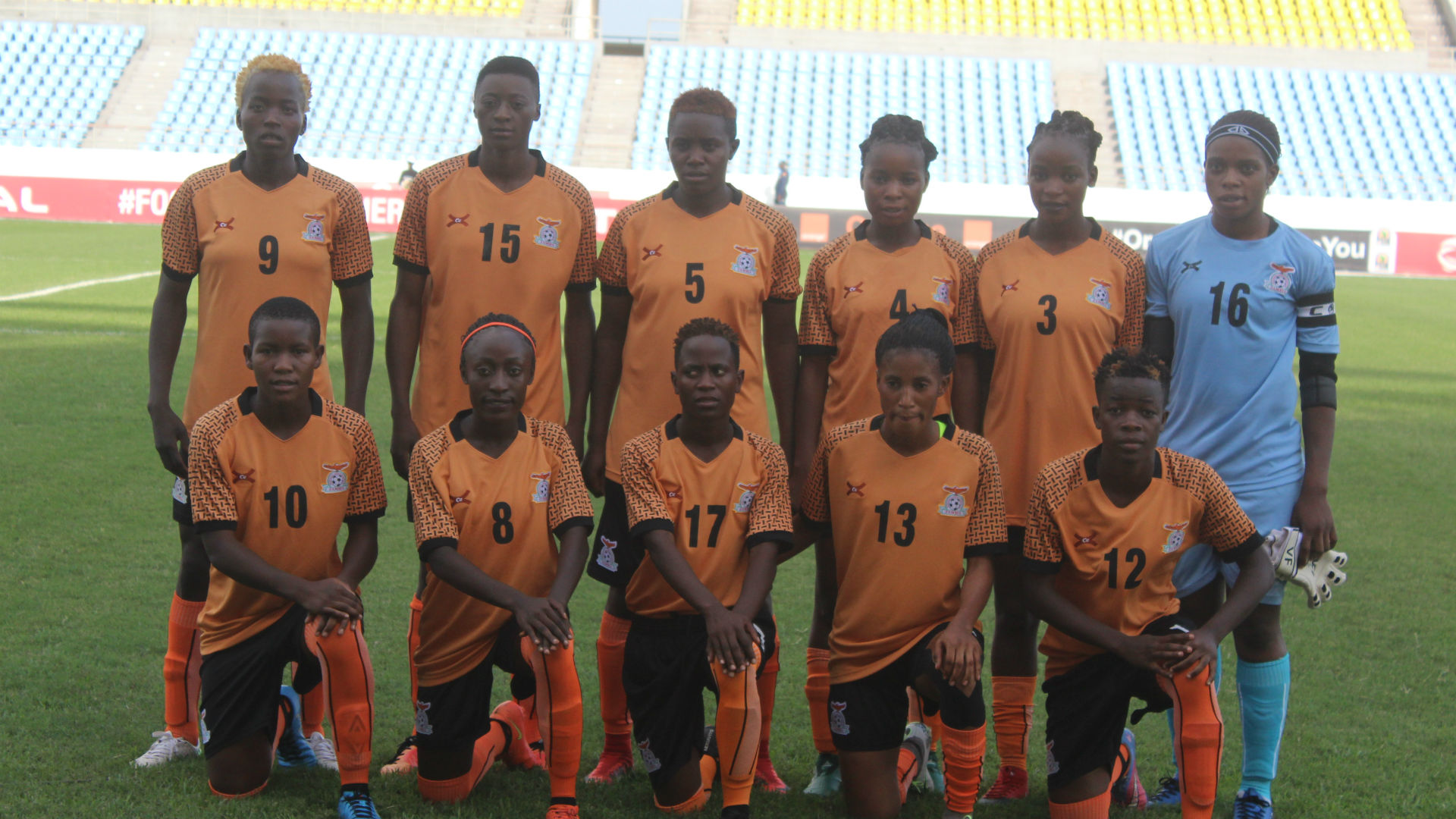 Nigeria's opponents Zambia pull out of 2021 Turkish Women's Cup