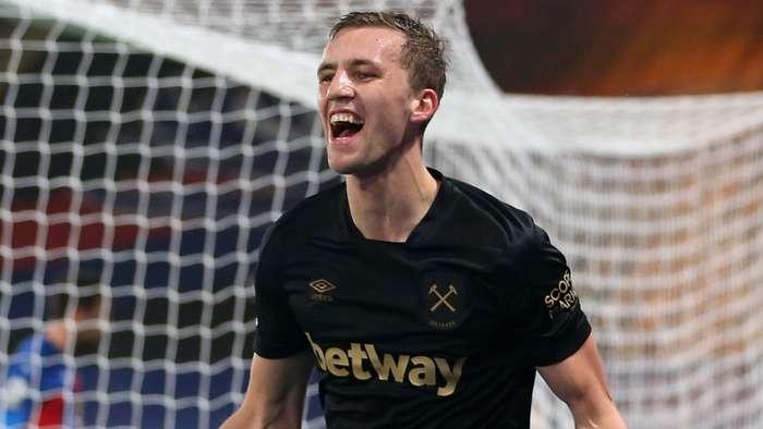 Tomas Soucek West Ham 2020-21