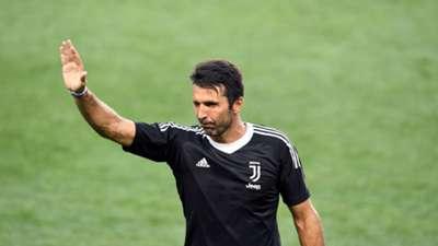 Gianluigi Buffon Juventus 21072017