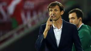 Jose Angel Ziganda Athletic Bilbao