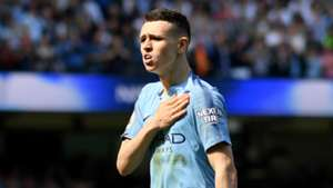 Phil Foden Manchester City