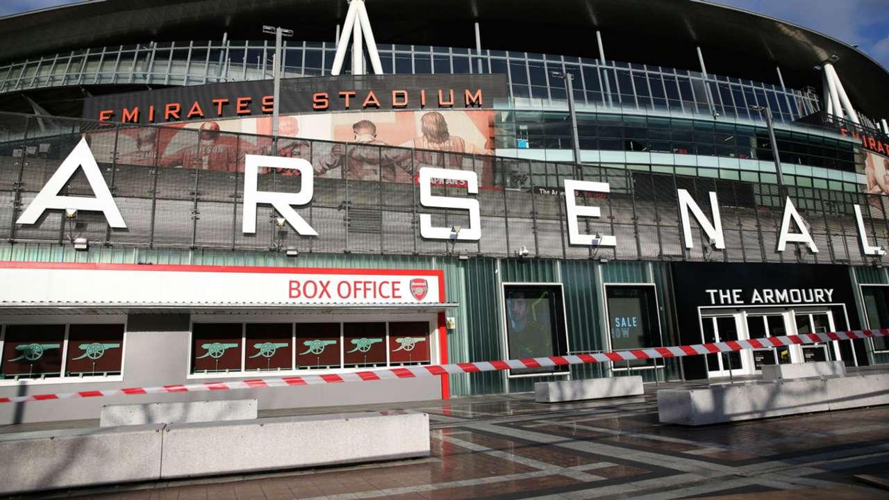Emirates Stadium General View