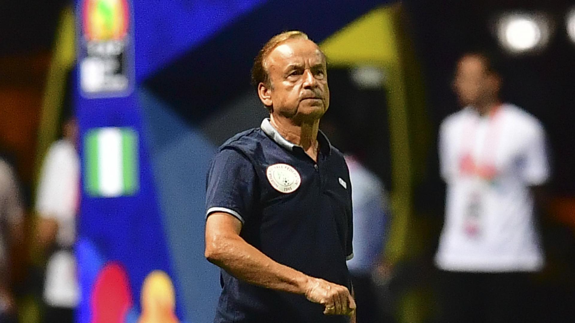 Super Eagles coach Rohr talks up importance of Cameroon friendlies
