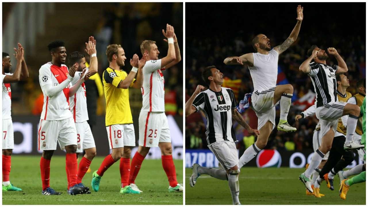 Collage Monaco-Juve