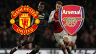 GFX Manchester United vs FC Arsenal