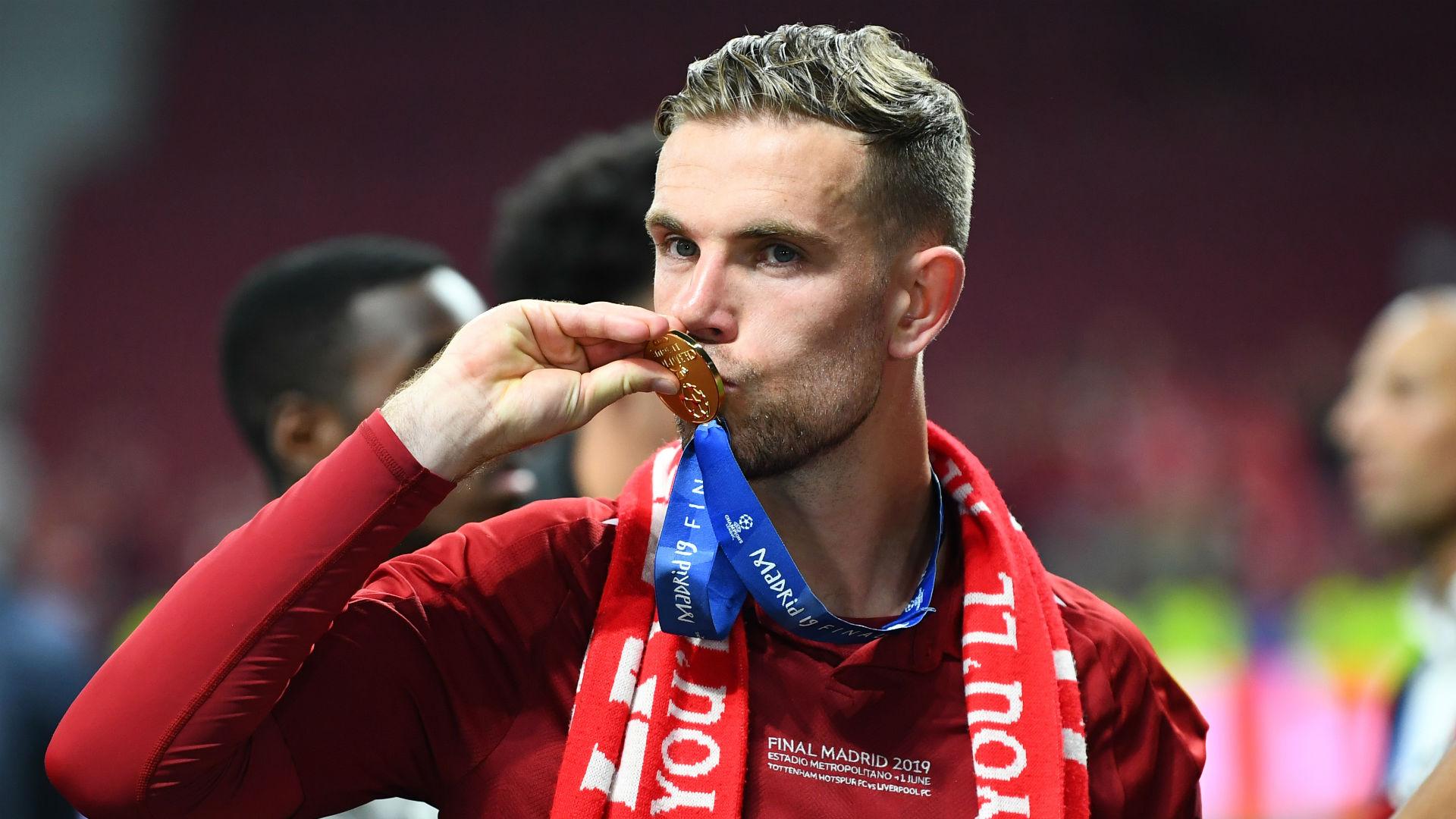 Berita Liverpool Virgil Van Dijk Jordan Henderson Panutan Sempurna Goal Com