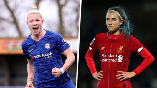 Chelsea champions & Liverpool relegated from Women's Super League