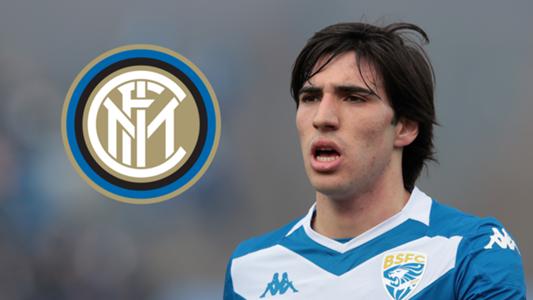 (Chuyển nhượng) Inter Milan đạt thỏa thuận chiêu mộ 'Pirlo mới' Sandro Tonali | Goal.com
