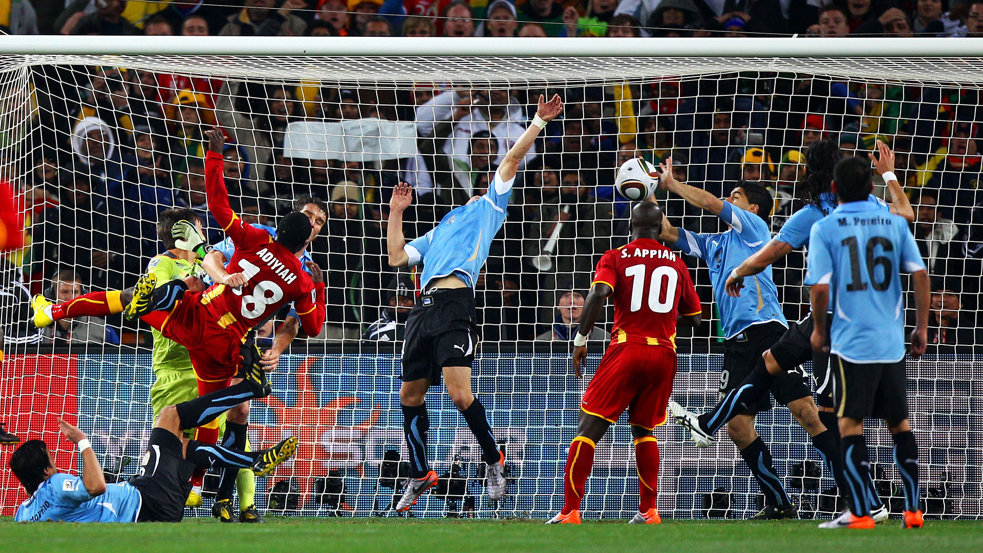 Fan View: Ghana would have reached 2010 World Cup final if they defeated Uruguay
