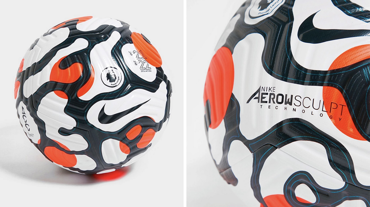 The best official match balls used by Europe's top leagues, clubs and competitions