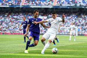 James Rodriguez Real Madrid Valladolid LaLiga