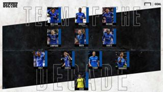 Chelsea Team of the Decade PS