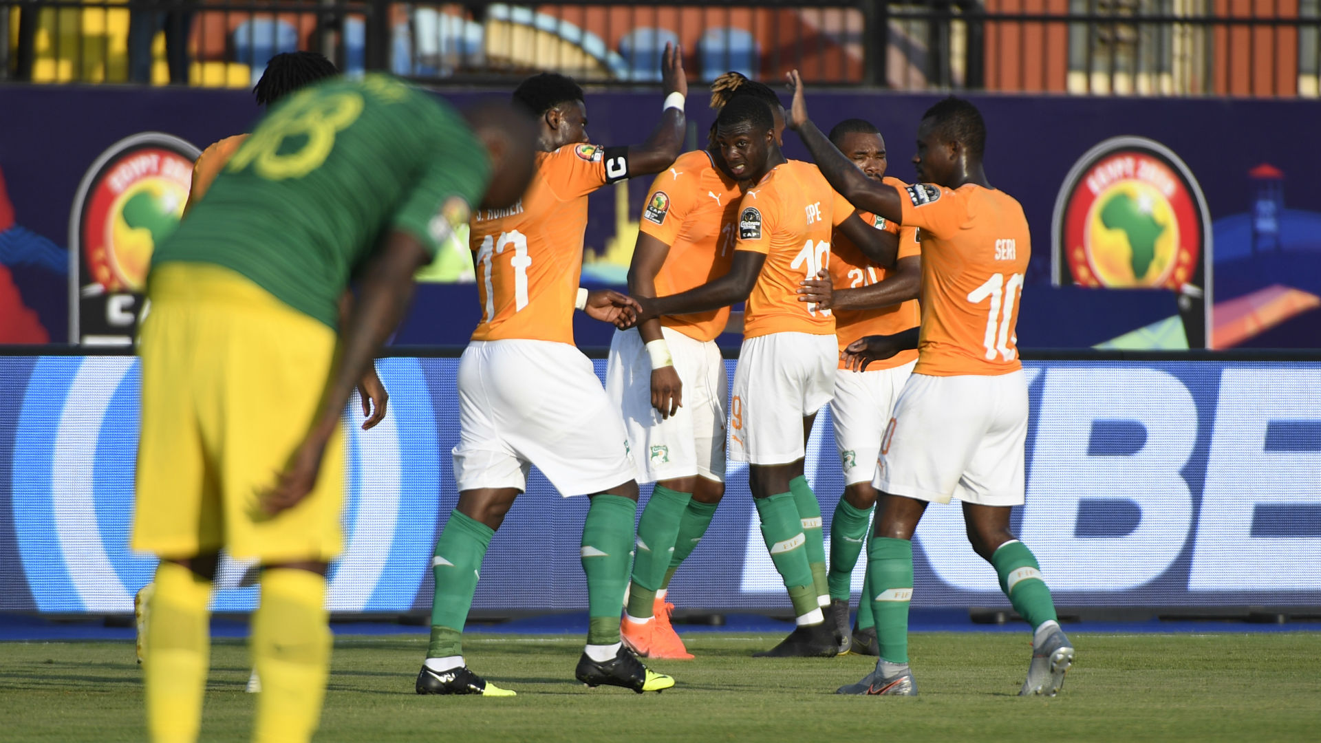 Ivory Coast confirms friendlies with Belgium and Japan after snubbing Nigeria