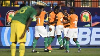 Ivory Coast v South Africa, June 2019