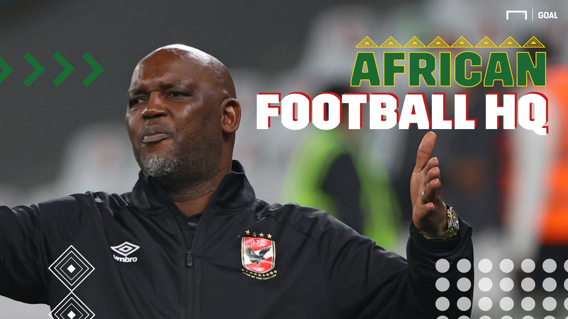 African Football HQ: Do Al-Ahly fans care about Mosimane's PSL success?