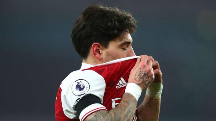 Hector Bellerin Arsenal 2020-21