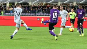 Florenzi Fiorentina Roma Serie A