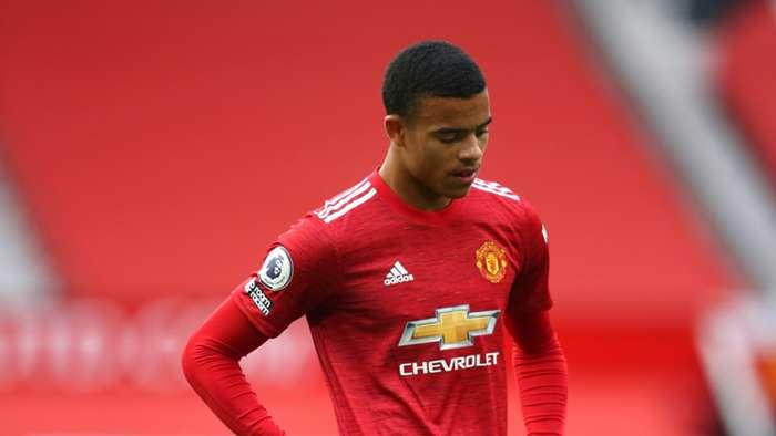 Mason Greenwood Manchester United 2020-21