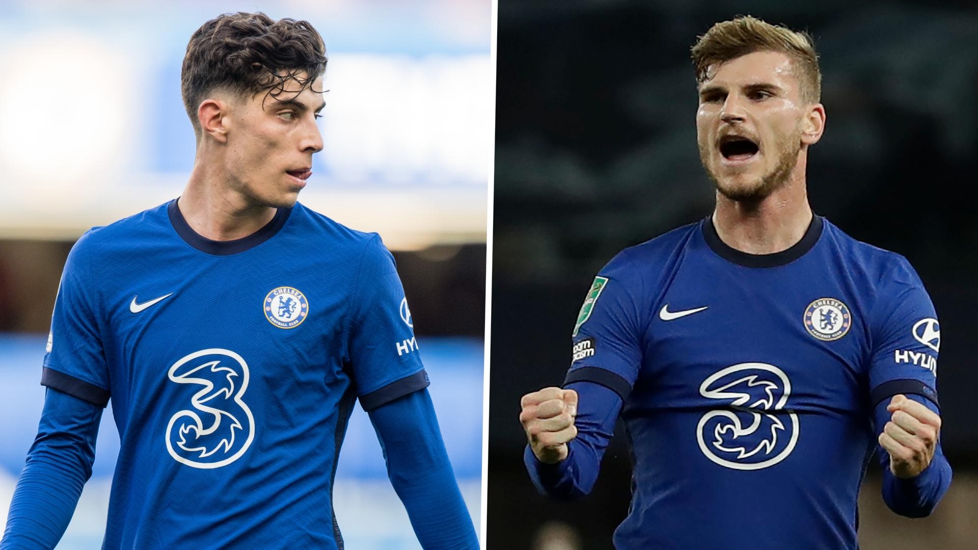 'Werner & Havertz struggles are normal' - Man City star Gundogan backs Chelsea duo to come good at Stamford Bridge