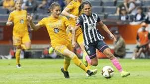 Tigres vs Monterrey Liga MX Femenil Apertura 2019