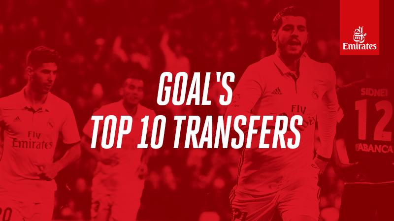 Emirates Transfers Morata