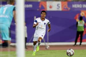 Lallianzuala Chhangte Pune City Delhi Dynamos