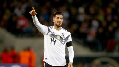 Emre Can Germany Deutschland 14102017