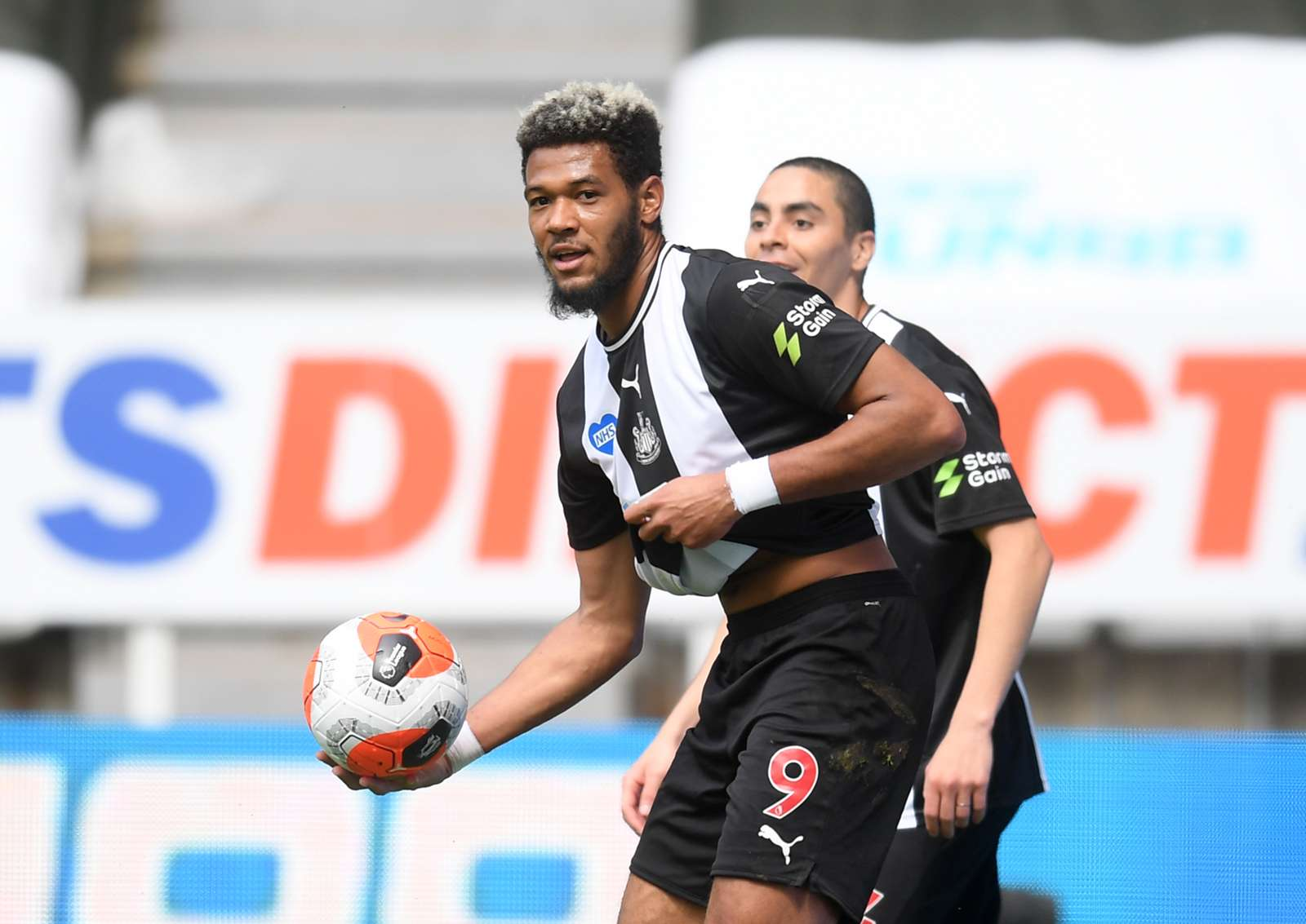 Joelinton Newcastle United 2020