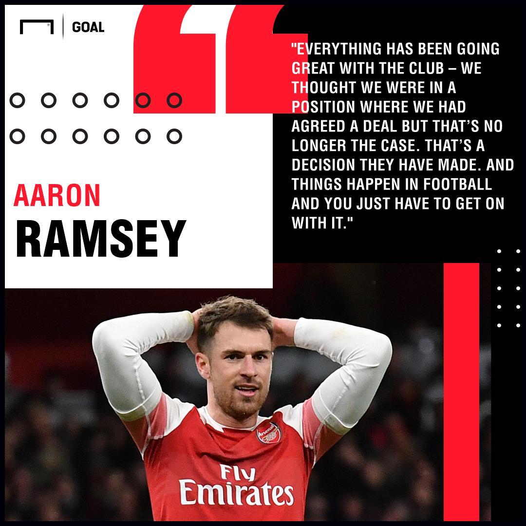 Aaron Ramsey Arsenal PS