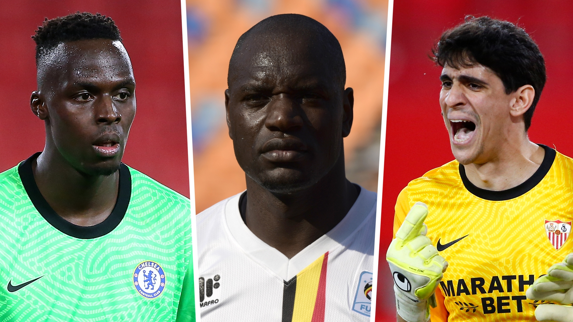 Ranking Denis Onyango & Africa's greatest goalkeepers today