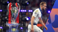 Harry Kane Champions League 2018-19