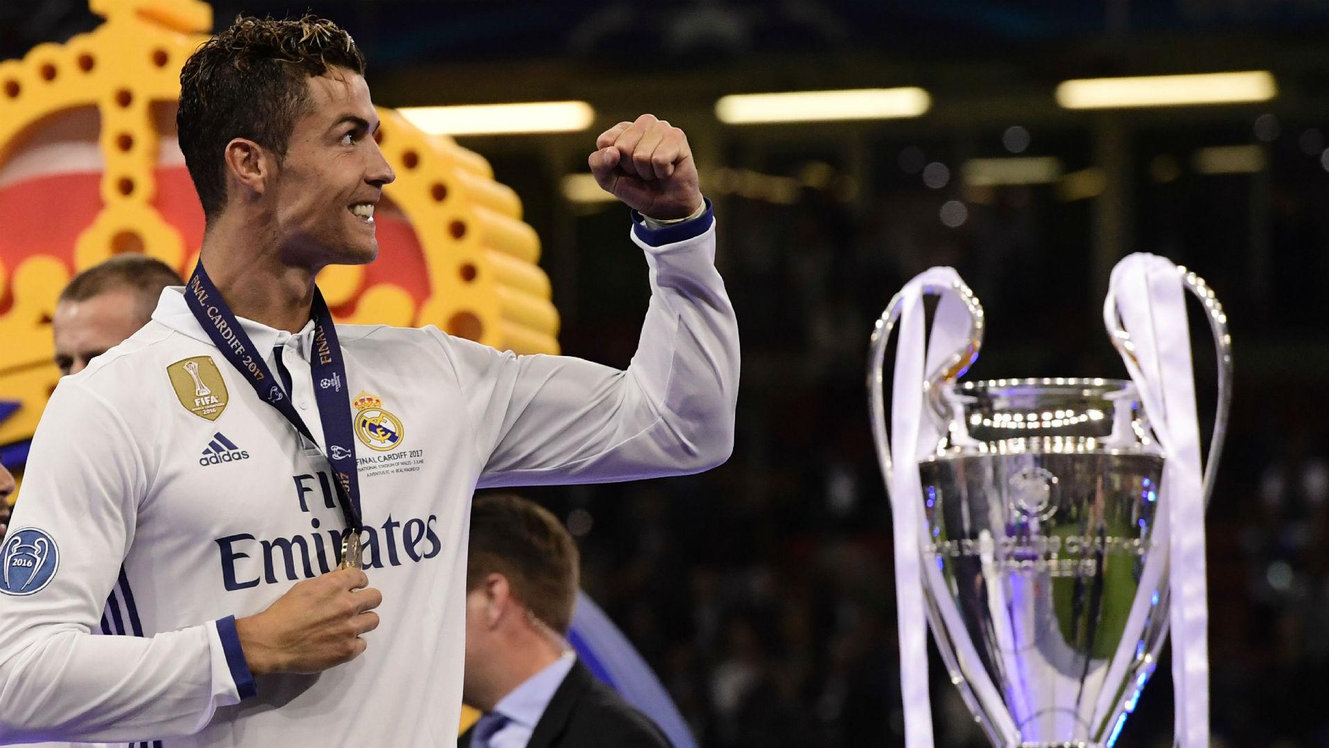 Cristiano Ronaldo Campeón de la Champions League